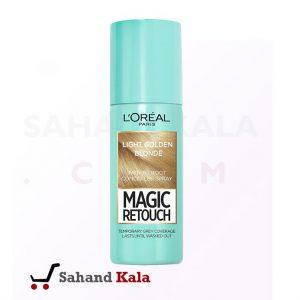 کانسیلر ریشه مو برند L'OREAL مدل MAGIC RETOUCH