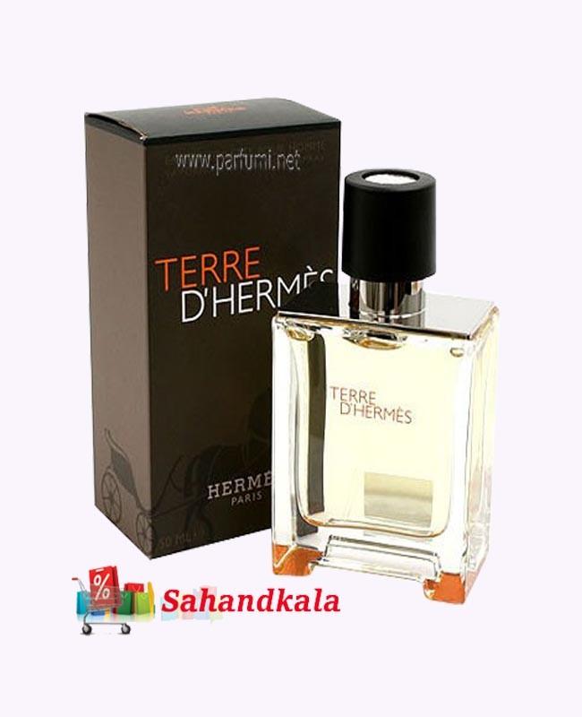 ادکلن مردانه تق هرمس پرفیوم Terre D` Hermes Perfum