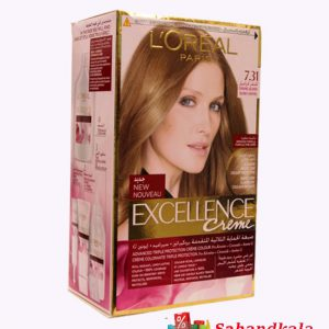 کیت رنگ موی لورآل شماره 7/31 Hair Color Loreal