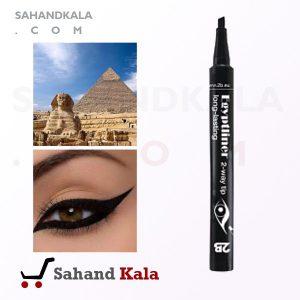 خط چشم مصري توبی