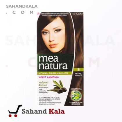 رنگ موی ارگانیک و گیاهی