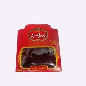 زعفران بهرامن (Bahraman)یک مثقال