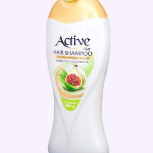 شامپو اکتیو برای موهای چرب ونازک