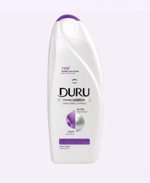 شامپو برای موهای خشک دورو حاوی مواد طبیعی