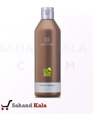 شامپو برای موهای سفیدCRIOXIDIL