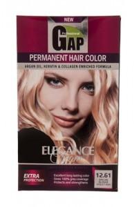 کیت رنگ موی گپ شماره 12.61