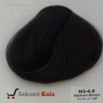 رنگ موی طبیعی N3