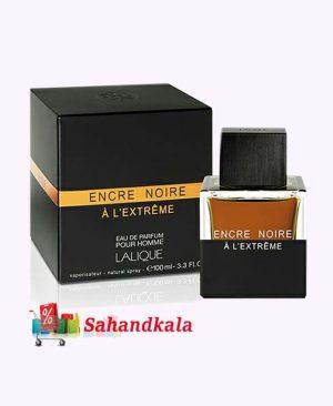ادکلن انکر نویر ال اکستریم (لالیک مشکی اکستریم) مردانه Encre Noire AL` Extreme Lalique