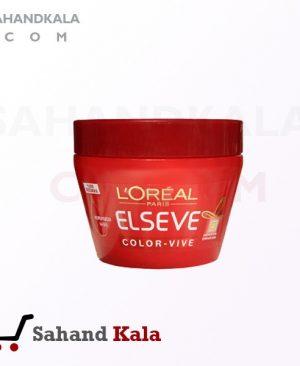ماسک موی لورال برای موهای رنگ شده