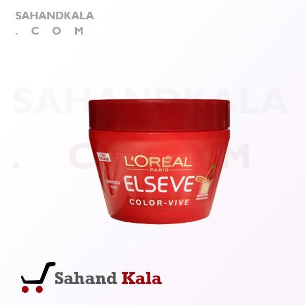 ماسک موی السیو لورآل(L'Oréal) برای موهای رنگ شده