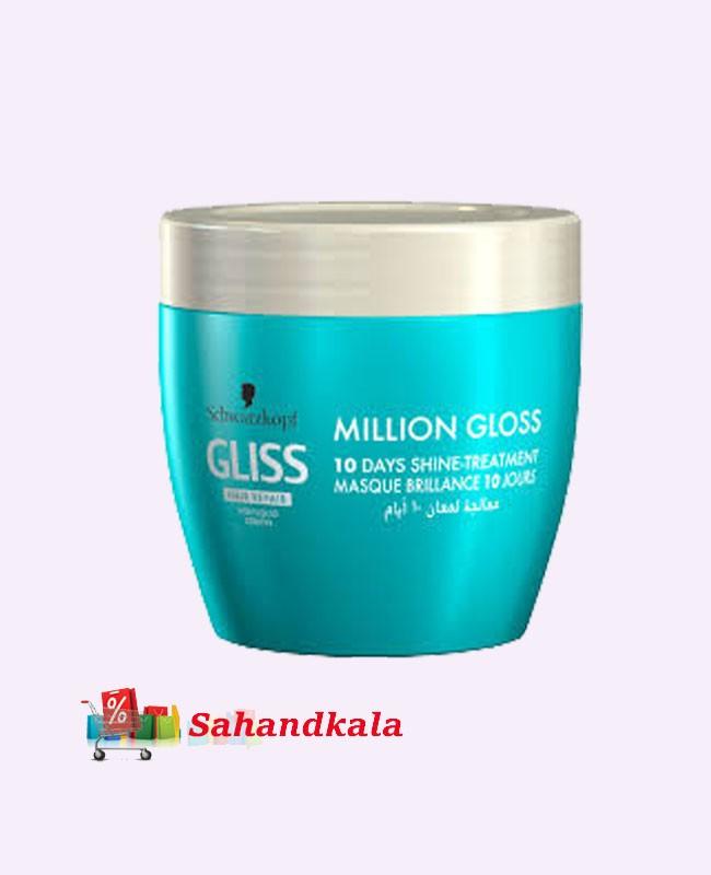 ماسک موی گلیس ملیون (شفاف کننده )