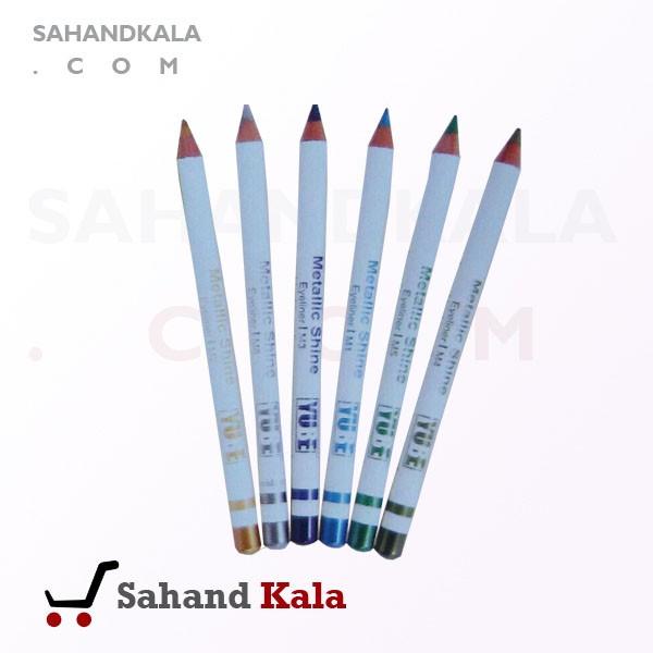 مدادچشم متالیک واترپروف یوبی