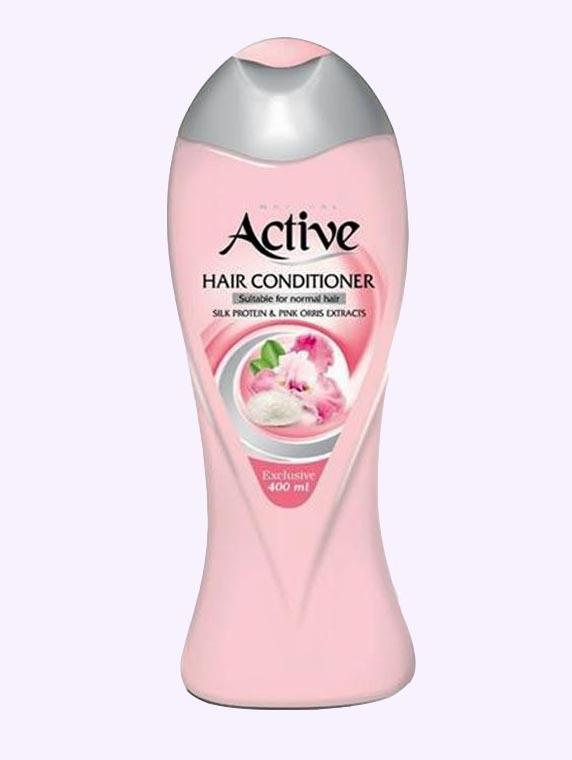 نرم کننده موی سر اکتیو
