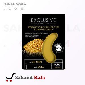 پد جشم طلای exclusive
