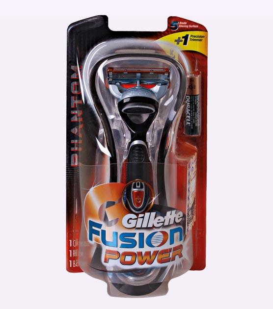 ژیلت فیوژن پاور به همراه یک یدک تعویضی Gillette Fusion Power Razor