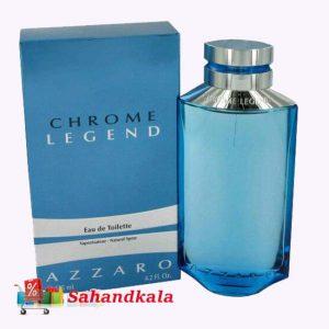 ادکلن آزارو کروم لجند مردانه Azzaro Chrome Legand