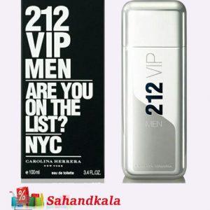 ادکلن 212وی آی پی مردانه VIP 212