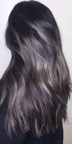 رنگ موی مشکی شماره 2