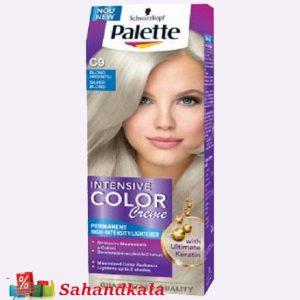 کیت رنگ مو پلت شمارهPalette Intensive Color Creme C9