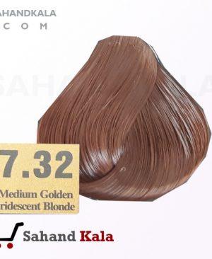 رنگ موی قهوه ای شماره 7.32