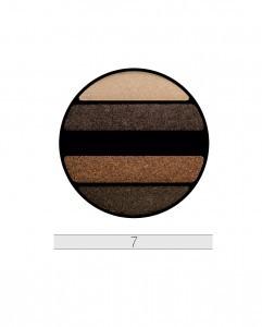 سایه چشم چهار رنگ مدا (Moda)