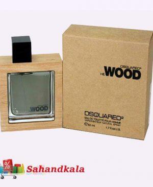 ادکلن مردانه هی وود دیسکوارد Dsquared He Wood