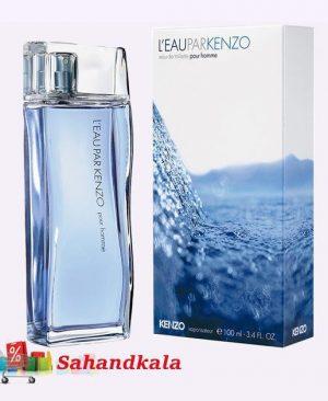 ادکلن کنزو لئوپار مردانه L`eau Par KENZO