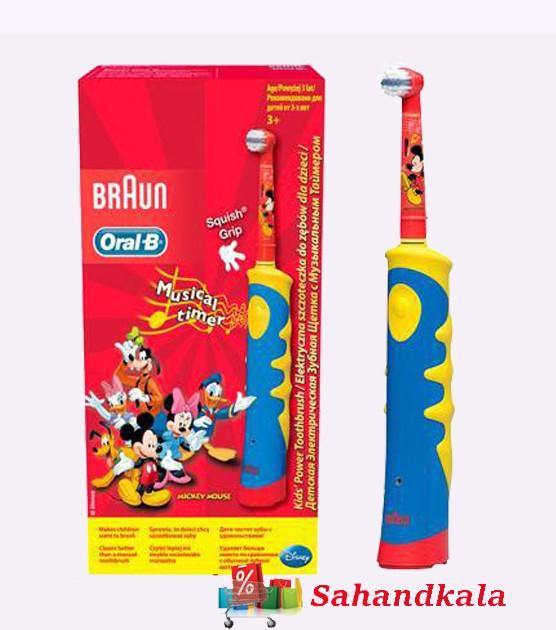 مسواک برقی اورال-بی مخصوص کودکان مدل Advance Power – Mickey Mouse- D10.513K