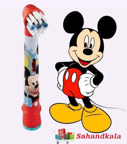 مسواک برقی اورال-بی مخصوص کودکان مدل Advance Power - Mickey Mouse- D10.513K
