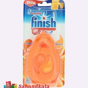 بوگیر ماشین ظرفشویی با رایحه ی پرتقال و نارنگی فینیش Finish
