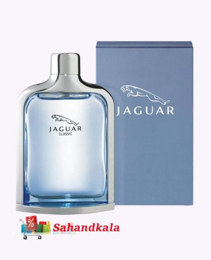 ادکلن جگوار کلاسیک بلو مردانه( جگوار آبی) Jaguar Classic Blue