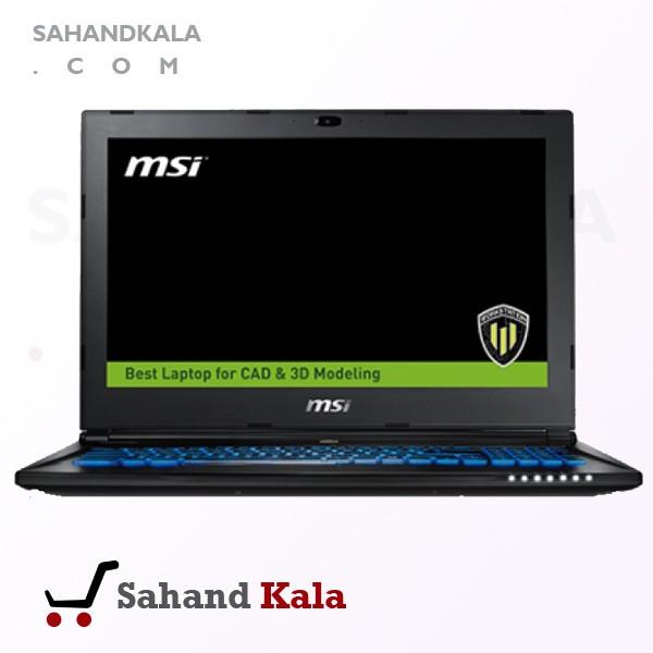 لپ تاپ ام اس آی MSI WS60 6QJ