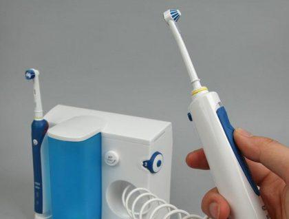 مسواک برقی اکسی جت اورال بی Oral-B OXYJET OC20