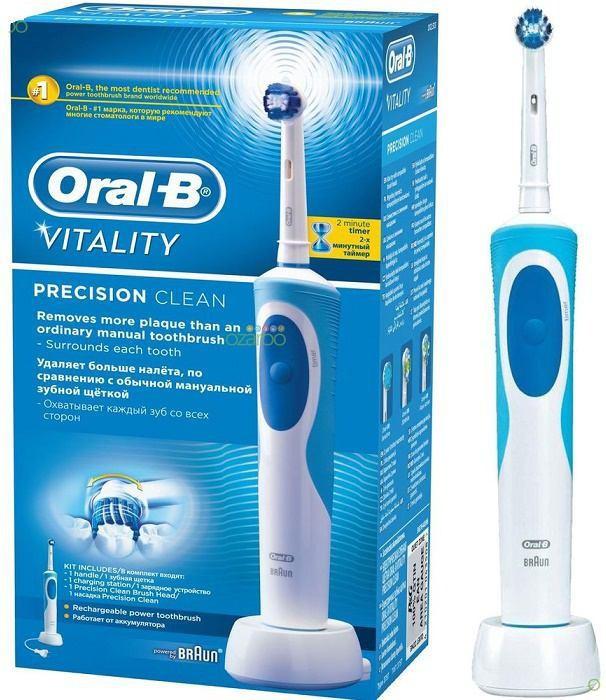 مسواک برقی وایتالیتی اورال بی با مدل  Oral-B  Vitality-D12.513