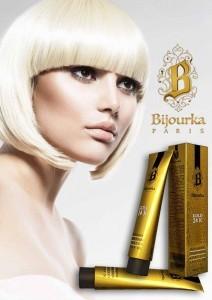 اولین رنگ موی حاوی ذره های طلای 24 عیار